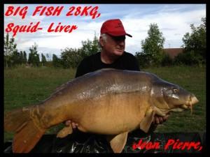J PIERRE big fish